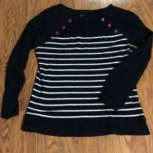 Nautica Long Sleeved T-shirt
